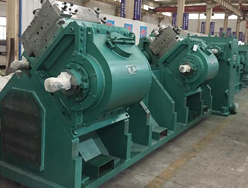 10 Stands Top Crossed 45 Degree Wire Rod Mill