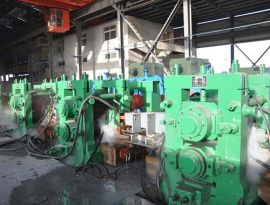 Mini Re-Bar Rolling Mill (below 10w ton annual output)