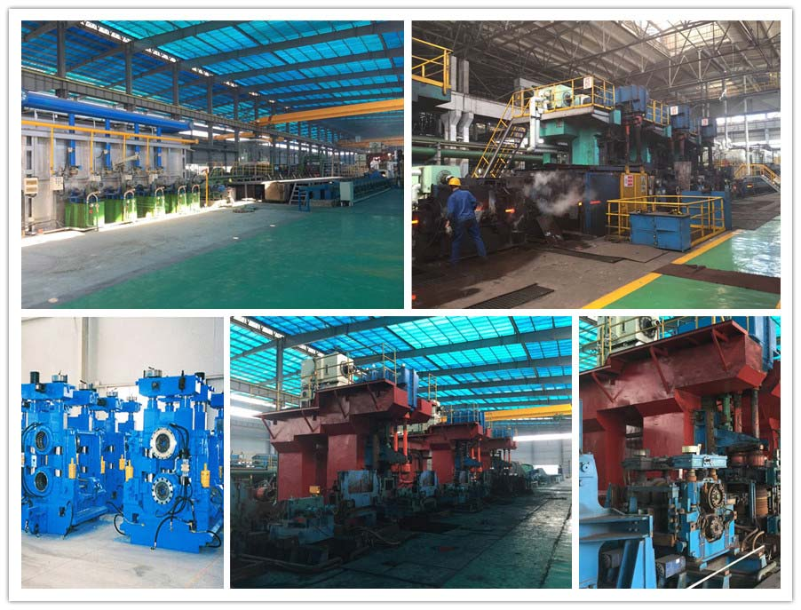 Short Stress Mill (Rough Middle Rolling Mill)