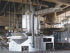 Submerged Arc Furnace